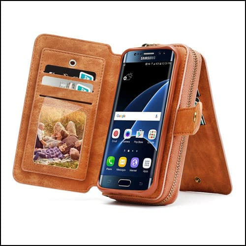 JGOO Samsung Galaxy Note 7 Leather Wallet Cases