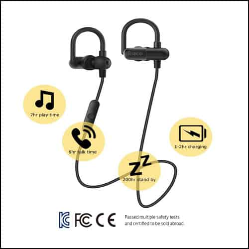 Jesbod QY11 Bluetooth Stereo Headphones