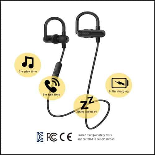 Jesbod QY11 Bluetooth Stereo Headphones