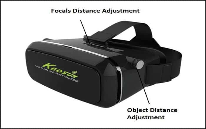 Kedsum Best VR Headsets for Samsung Galaxy S7S7 Edge