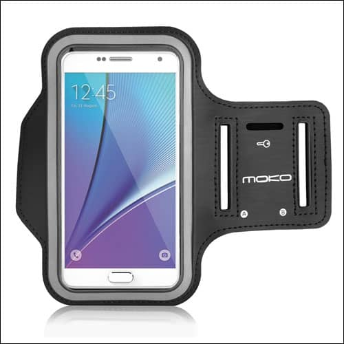 MoKo Samsung Galaxy Note 7 Armband