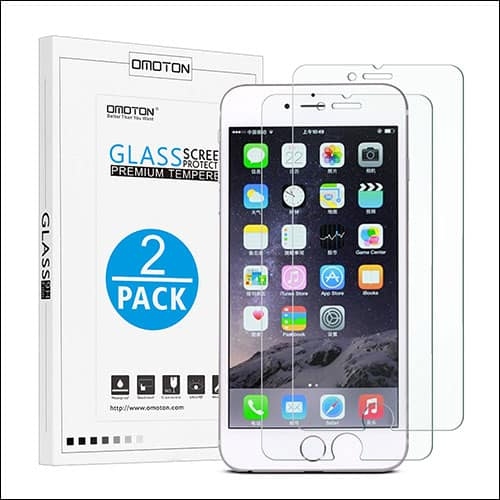 OMOTON iPhone 7 Plus Screen Protectors