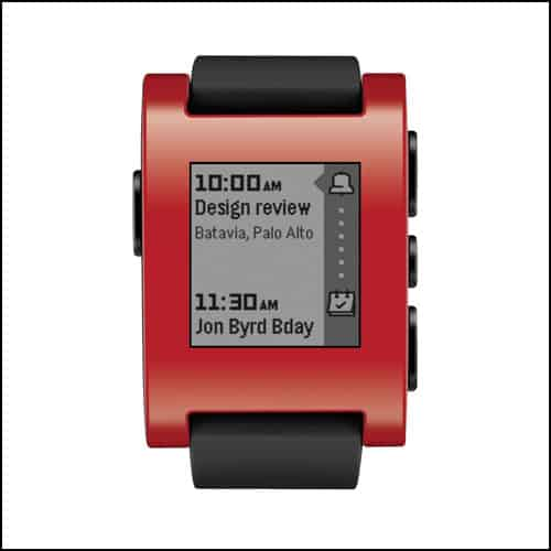 Pebble Tech Android Wear Smartwatch