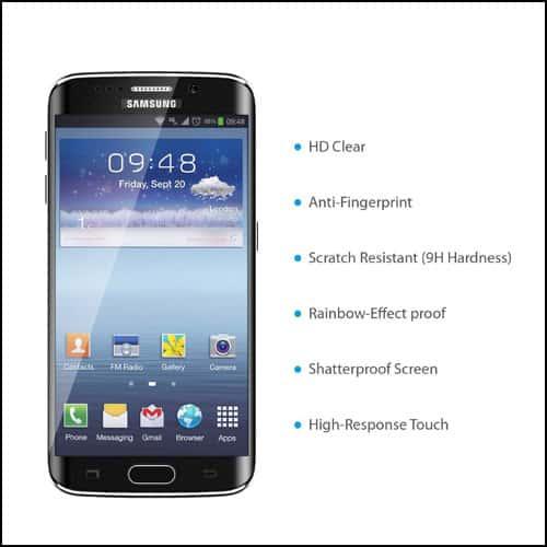 Peyou Screen Protector for Galaxy Note 7