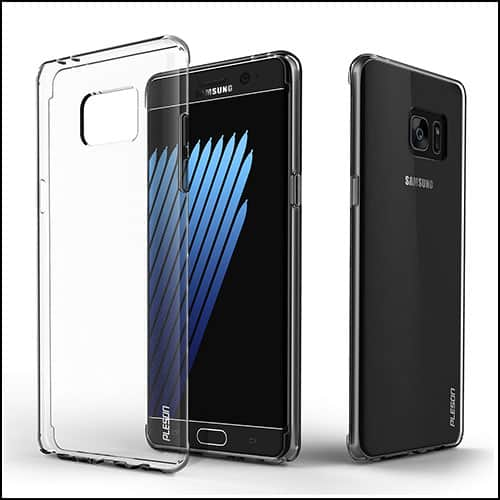 Pleson clear cases for Galaxy Note 7
