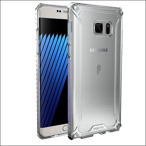 Poetic Samsung Galaxy Note 7 Bumper Cases