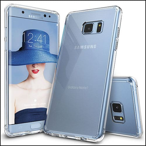 Ringke clear cases for Galaxy Note 7