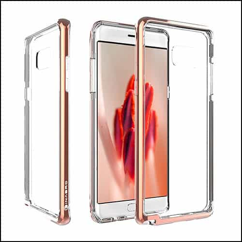 Sinabro clear cases for Galaxy Note 7