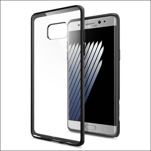 Spigen Samsung Galaxy Note 7 Bumper Cases