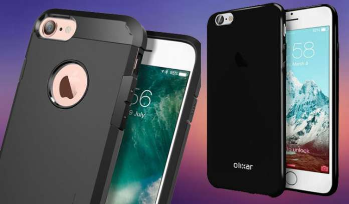 Spigen and Olixar iPhone 7 Cases Available for Pre-Order