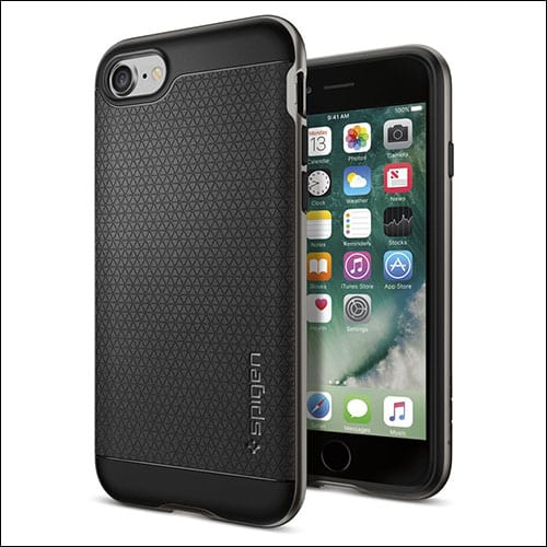 Spigen iPhone 7 Bumper Cases