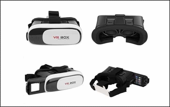 Sunnywoo Virtual Reality 3D Glasses Headset