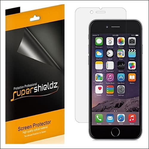 Supershieldz iPhone 7 Plus Screen Protectors