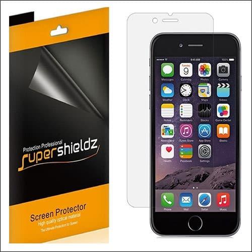 Supershieldz iPhone 7 Plus Screen Protectors