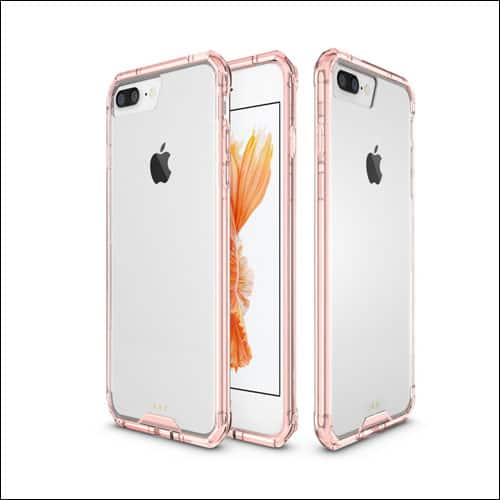 Teelevo iPhone 7 Plus Bumper Case