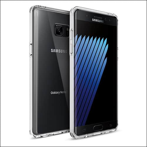Trianium Samsung Galaxy Note 7 Bumper Cases