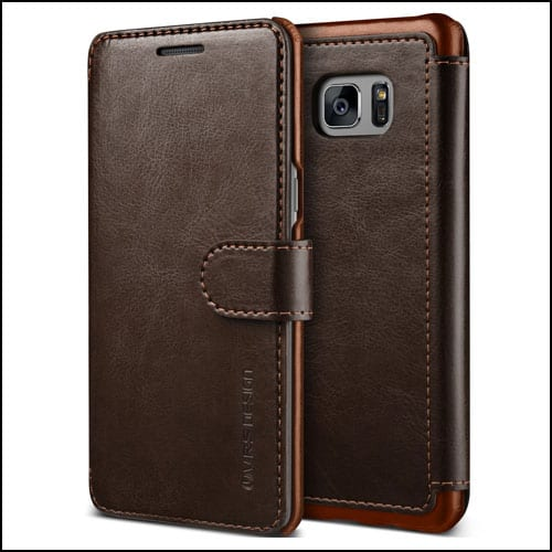 Verus Samsung Galaxy Note 7 Leather Wallet Cases