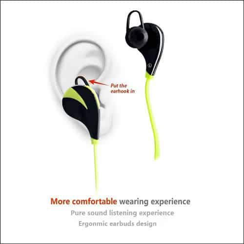 Wilker Samsung Galaxy Note 7 Wireless Headphones