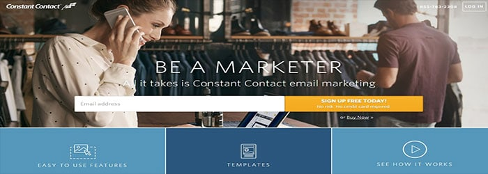constantcontact Email Marketing Tools