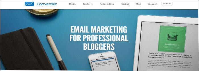 convertkit Email Marketing Tools
