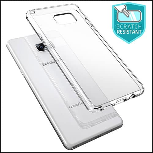 i-Blason clear cases for Galaxy Note 7