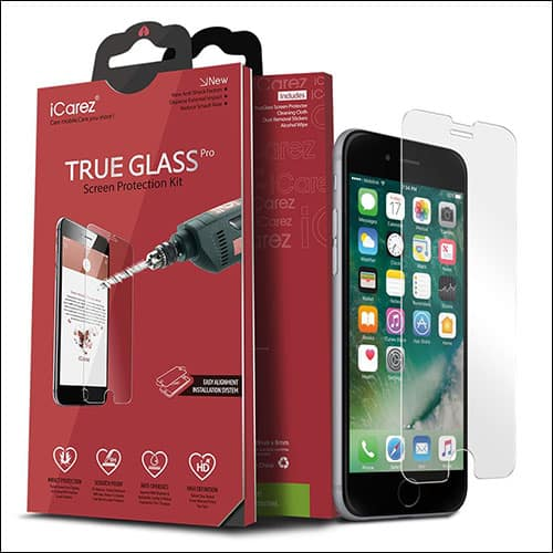 iCarez iPhone 7 Plus Screen Protectors