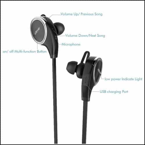 iClever Bluetooth Headphones V4.1