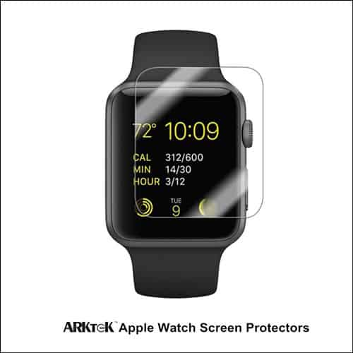 ARKTeK Apple Watch Series 2 Screen Protector