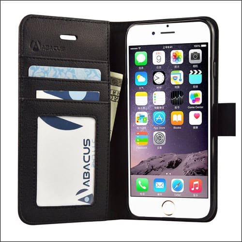 Abacus24-7 iPhone 7 Wallet Cases