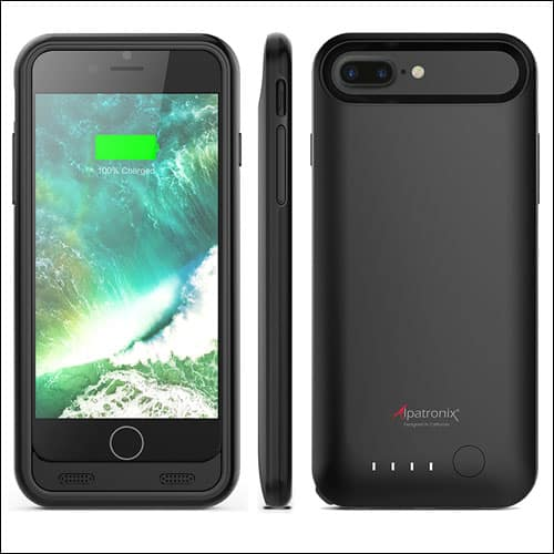 Alpatronix iPhone 7 Plus Battery Case