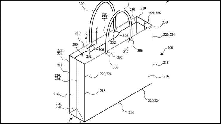 Apple Airbag Patent