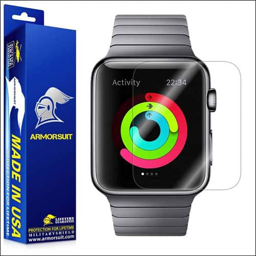ArmorSuit Apple Watch Series 2 Screen Protector