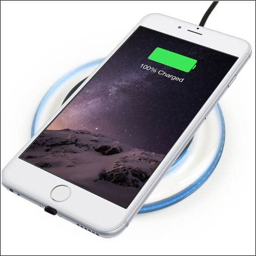BEZALEL iPhone 7 and 7 Plus Wireless Charging Pad