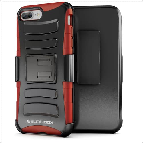 BUDDIBOX iPhone 7 Plus Kickstand Cases