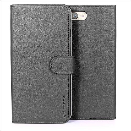 BUDDIBOX iPhone 7 Plus Wallet Cases