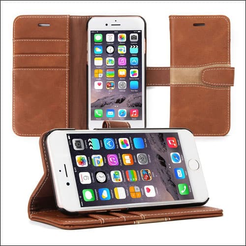 Bear Motion iPhone 7 Wallet Cases