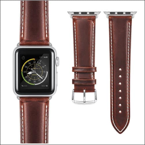 Benuo Apple Watch Series 2 Leather Band