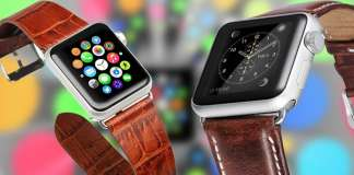 Best Apple Watch Series 2 Leather Bands and Straps