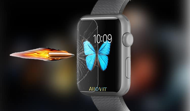 Best Apple Watch Series 2 Screen Protectors