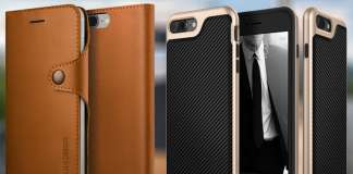 Best iPhone 7 Plus Leather Cases
