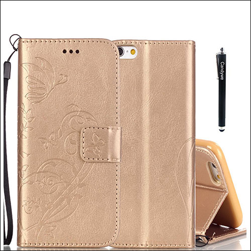 Candywe iPhone 7 Leather Case