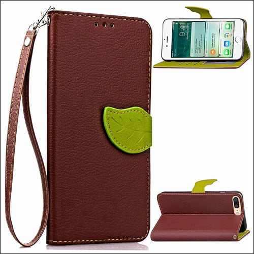 Canica iPhone 7 Plus Leather Case