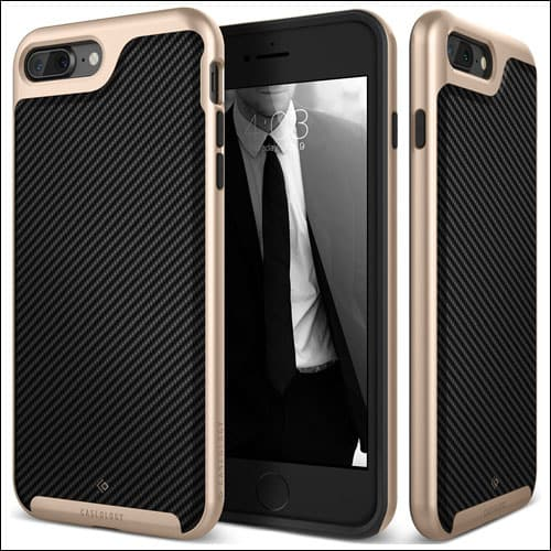 Caseology iPhone 7 Plus Leather Case