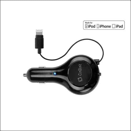 Cellet iPhone 7 and 7 Plus Car Charger