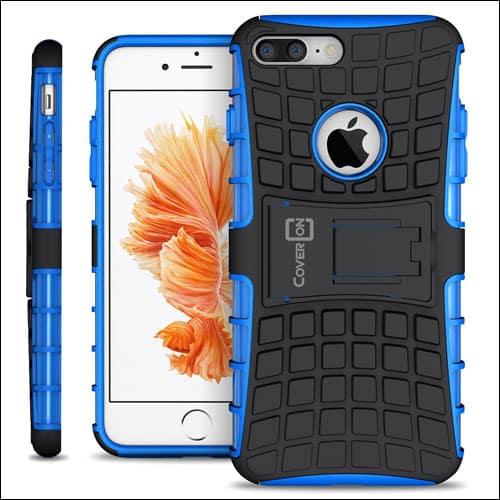 CoverON iPhone 7 Plus Kickstand Cases