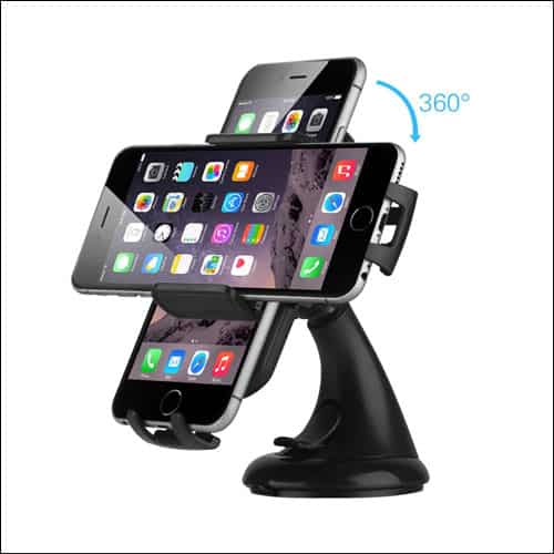 EC Technology iPhone 7 and iPhone 7 Plus Car Mounts