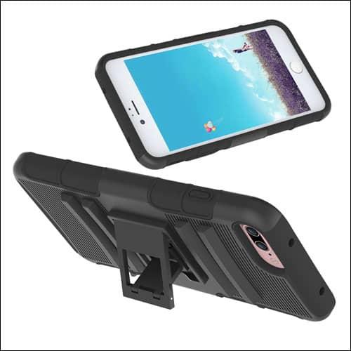 EC iPhone 7 Plus Kickstand Cases