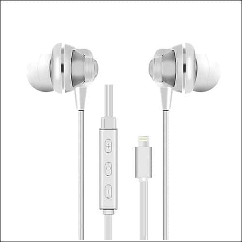 ECSEM iPhone 7 or iPhone 7 Plus Earphone