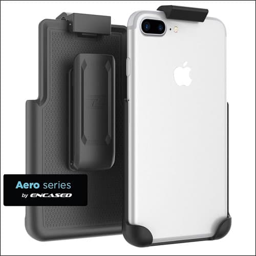 Encased iPhone 7 Plus Belt Clip Case