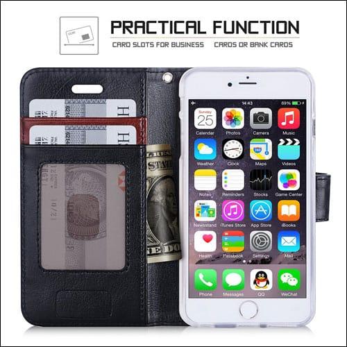 FYY iPhone 7 Plus Wallet Cases